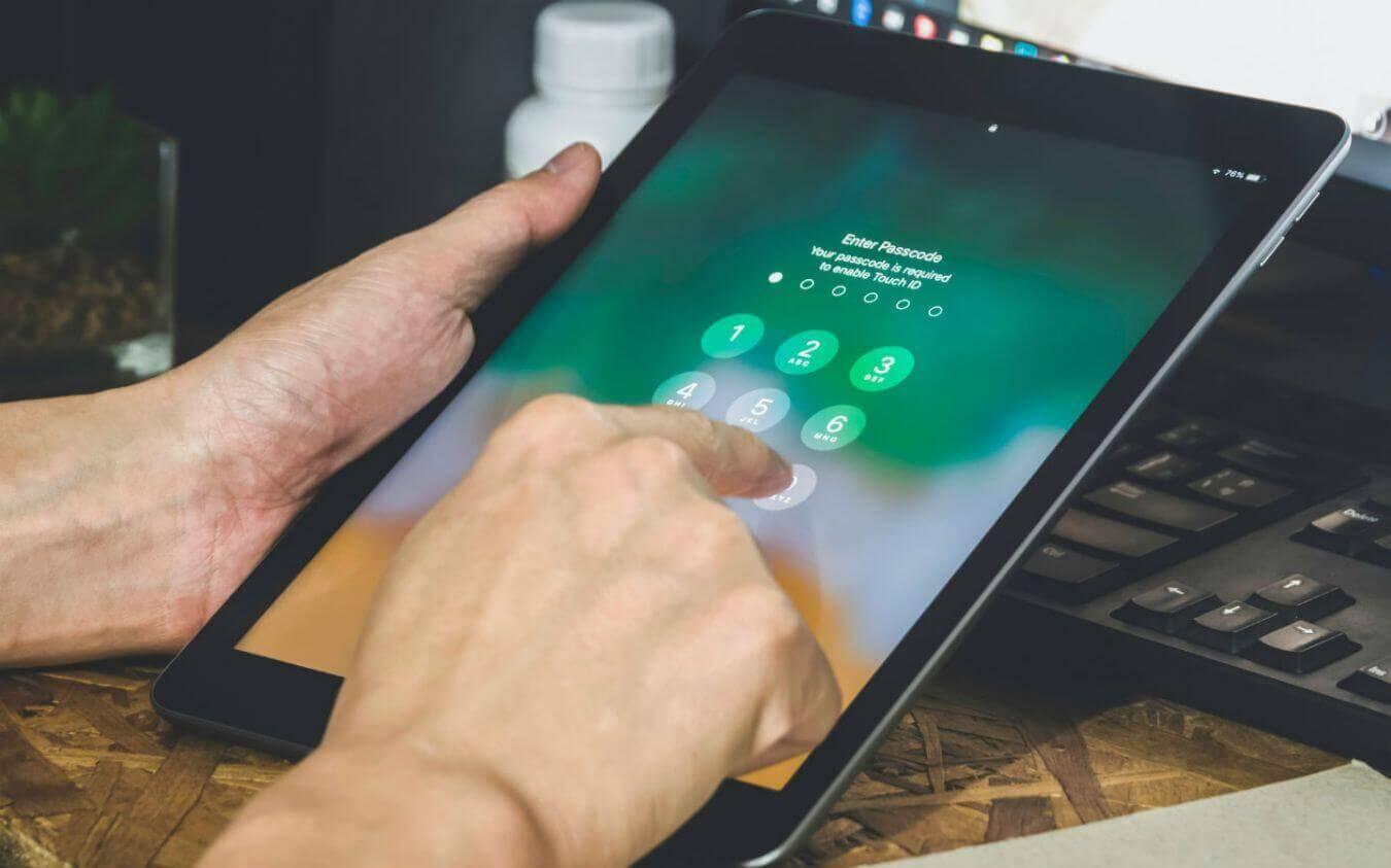 Разблокировка планшета Samsung, если забыл пароль или пин