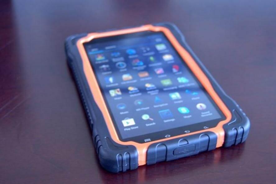 Лучшие ударопрочные и водонепроницаемые планшеты
