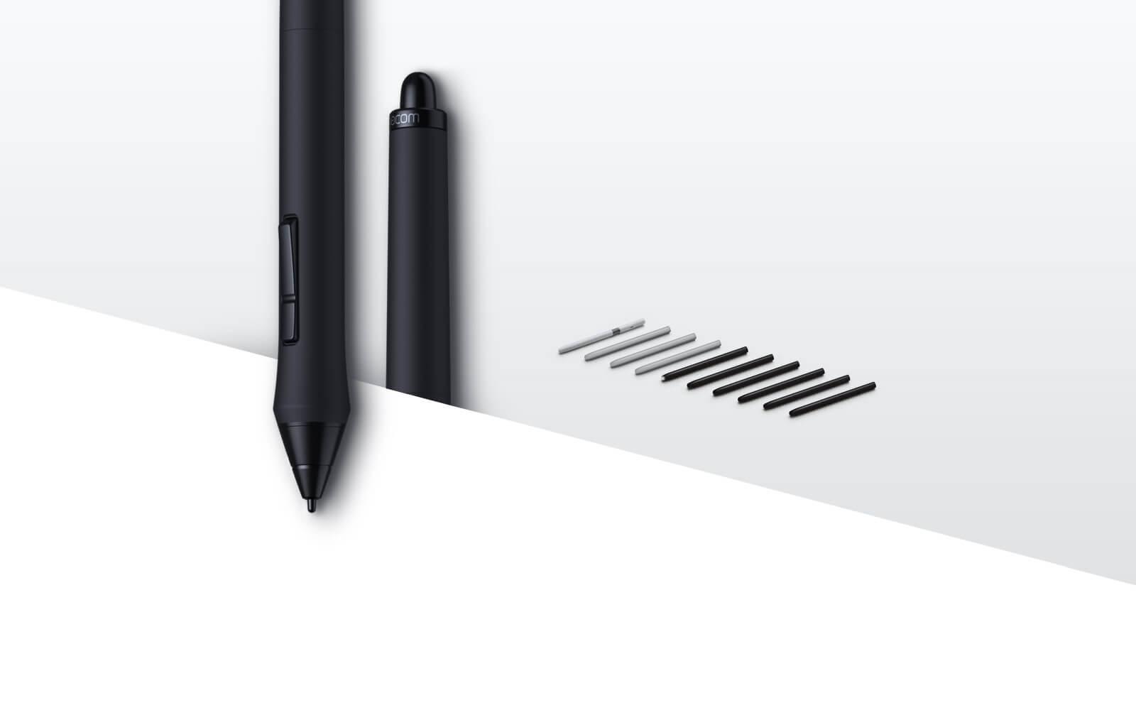 Настройка графического планшета