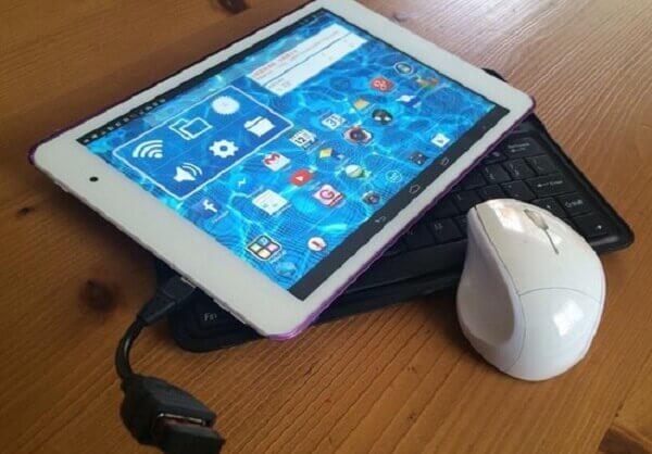 Можно ли к планшету подключить мышку