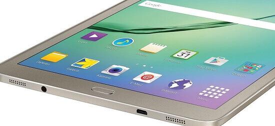 Как сделать скриншот на планшете Samsung