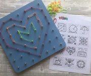 Математический планшет для дошкольников