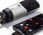 Настройка микрофона на планшете Android