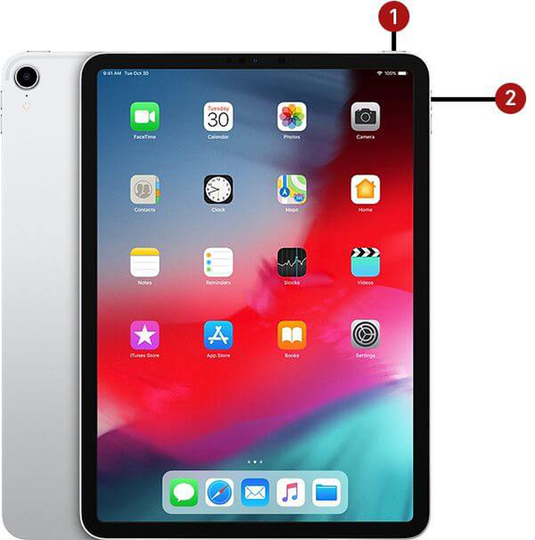 iPad не включается. Диагностика и устранение неполадок
