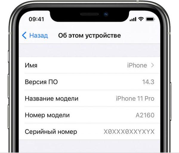 Как проверить подлинность iPad Apple  