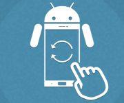 Как сделать откат на Андроиде до заводских настроек