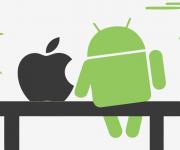 Что лучше: Андроид или IOS. Как установить прошивку IOS на Андроид